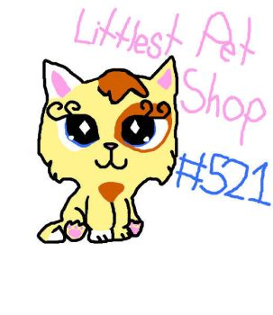 Littlest Pet Shop (#521) by BoristheSheepyWolf