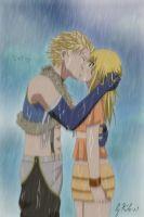 StingxLucy - Kiss Under The Rain by Kiko-x3