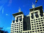 Towering Building by my-dog-corky