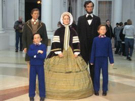 Lincoln Family by TAHU18