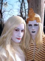 Nuala and Nuada by MiracoliCosplay