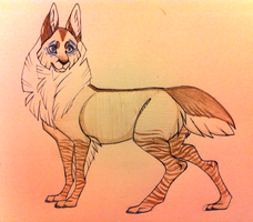 Traditional Adoptable CLOSED by H-T0WN