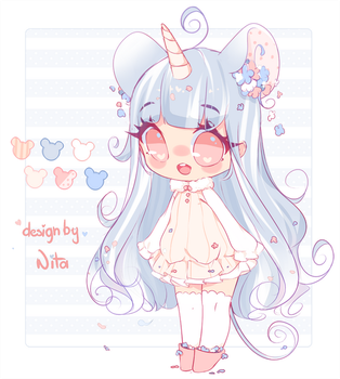 $8 [CLOSED] ADOPT AUCTION by Nita--Chan