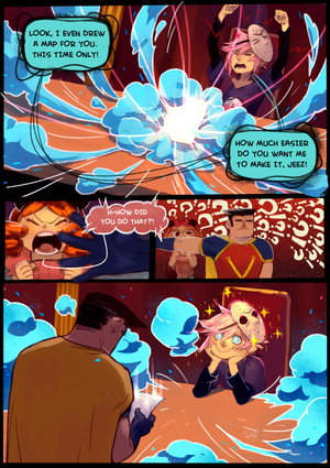 TOD: Chapter 1 page 11 by Yufei
