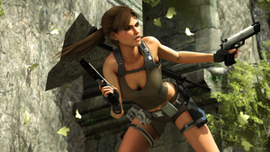 Lara Croft - Tomb Raider Underworld by James--C
