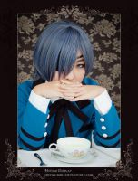 Ciel Phantomhive by Hitomi-Cosplay