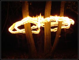Circled in Flame by george-kay
