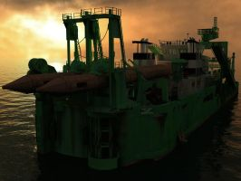 Vlaanderen Dredge 3 by Xanatos4
