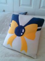 Sailor Uranus Pillow by CynicalSniper