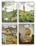 014 - Jurassic of the Dead by Poorboy-Comics