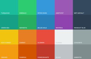 Flat UI Colors (Photoshop Swatches .ACO) by Tetrayl
