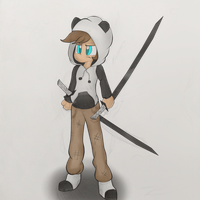 Marc's Panda Hoodie by Zilford-the-legend