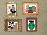 wall o memories by Makinita