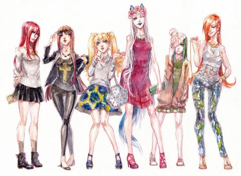 Outfit Meme by Kutty-Sark