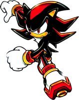 Render (Game Sonic) Shadow 4 by lSepsy