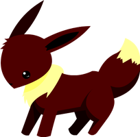 Pokemon - Eevee by Unit957