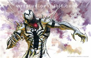 Anti VENOM by artstudio