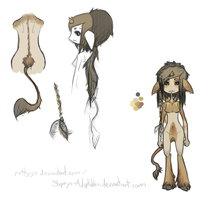 Anthro Custom +Closed+ by Stephys-Adoptables