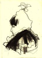 Hommage to Toulouse-Lautrec I by uterathmann