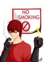 No Smoking by phillymont