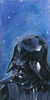 Darth Vader book mark by JonasScharf
