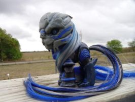 Garrus Pony by CustomsByKatika