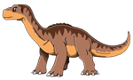 The Land Before Time: Littlefoot by Alien-Psychopath