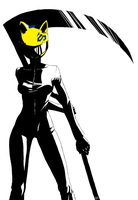 Celty by Chibimouto-chan