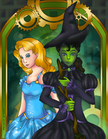Wicked: One Short Day by ashturil