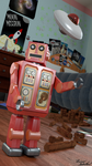 The Mechanical Man by discopears