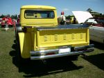Hot Little Truck Butt - 1963 Willys pickup by RoadTripDog