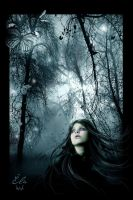 ELIR goddess of Lost Love by SeaFairy