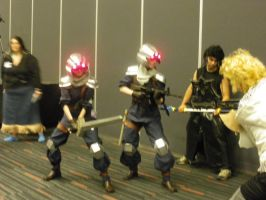 Shinra Soldiers - Oakuthon 08 by Ryukai-MJ
