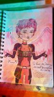 Aelita Stones # Full Coloured by CodeLyokoSearcher