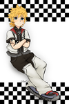 AT: Roxas by TouchMySitar