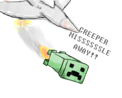 Creeper Missle by Tigerman9001
