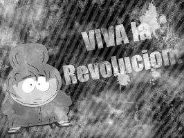 Cartman Revolution? by Stillbored