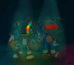 Daft Sonic. by DoodleCity