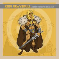 King Grayskull by thejason10