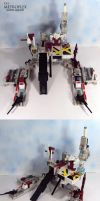 G1 Metroplex Upgraded by Unicron9
