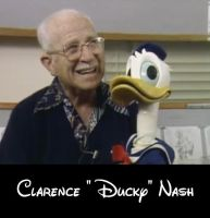 Clarence 'Ducky' Nash by MortenEng21
