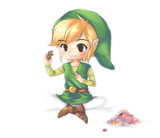 Lego Link by Candy-DanteL