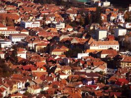 Brasov Buildings by Else22