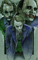 The Joker - Color by prmedia