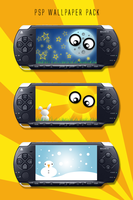 My First PSP Wallpaper Pack by CraigWM