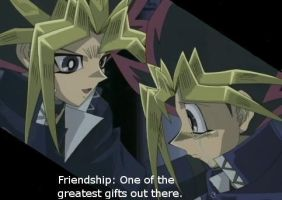 Yugioh Friendship by Pyramidheadfreak