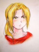 Edward Elric by AbussLunaris