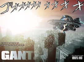 GANTZ 367 Return to the Earth 3 by BrkHeaven