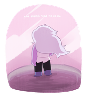 [ You didn't even need me at all. ] by tamisumimi