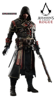 Shay Patrick Cormac (3) - Assassin's Creed: Rogue by Crussong